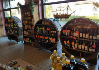 Vendita di Vino e Olio sfuso ad Avigliana (Torino)
